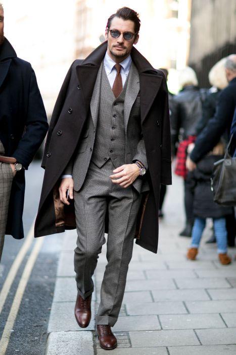e6dcbb468c1f8 Street fashion: tydzień mody męskiej w Londynie jesień-zima 2015/2016