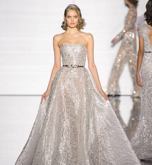 a191254020 Suknie ślubne z pokazów haute couture wiosna-lato 2015 - Elle ...