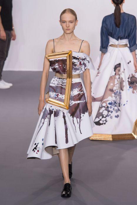 Viktor   Rolf haute couture jesień-zima 2015 2016 - Elle.pl - trendy ... 224d1fb00b3