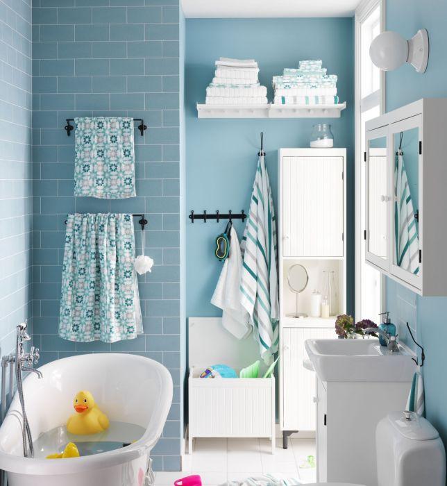Pomysł Na Kolor W łazience Elle Decoration Trendy Jesień