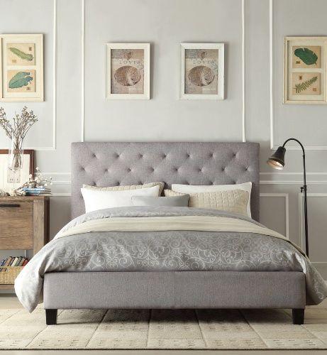 Sypialnia W Neutralnych Kolorach Elle Decoration Trendy