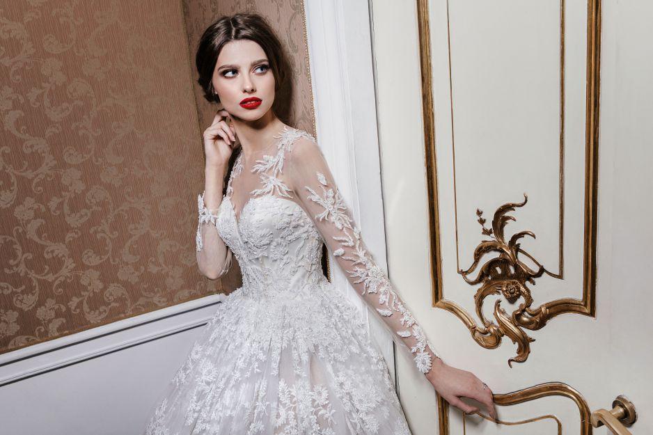 289edcdffa Suknie ślubne Laurelle 2016 - Elle Wedding - trendy wiosna lato 2019 ...