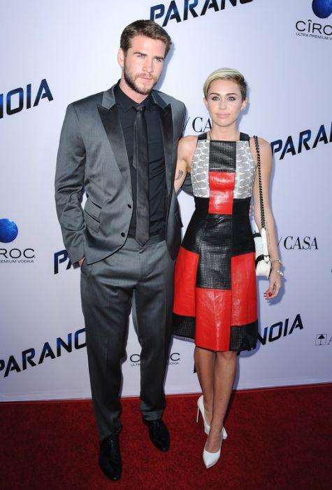 To koniec. Liam Hemsworth mówi o rozstaniu z Miley Cyrus.