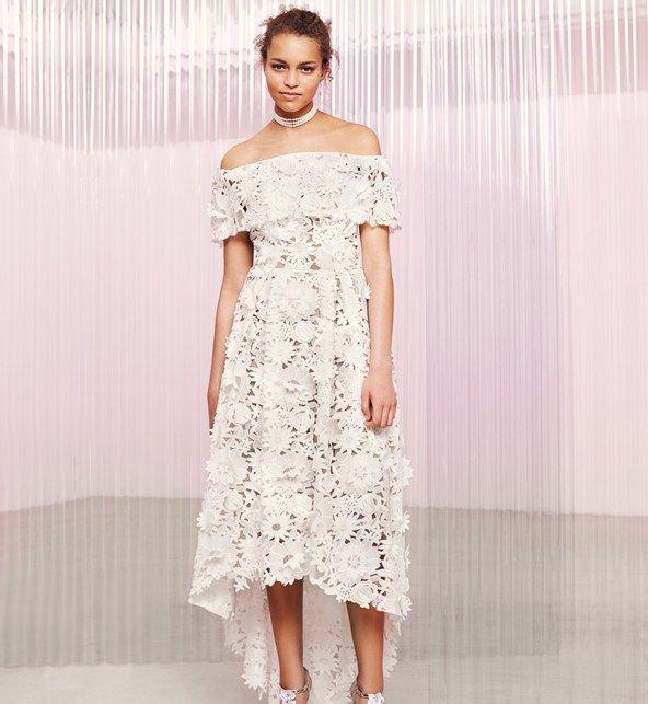 7d2da75420 Premiera  suknie ślubne ASOS 2016 - Elle Wedding - trendy wiosna ...