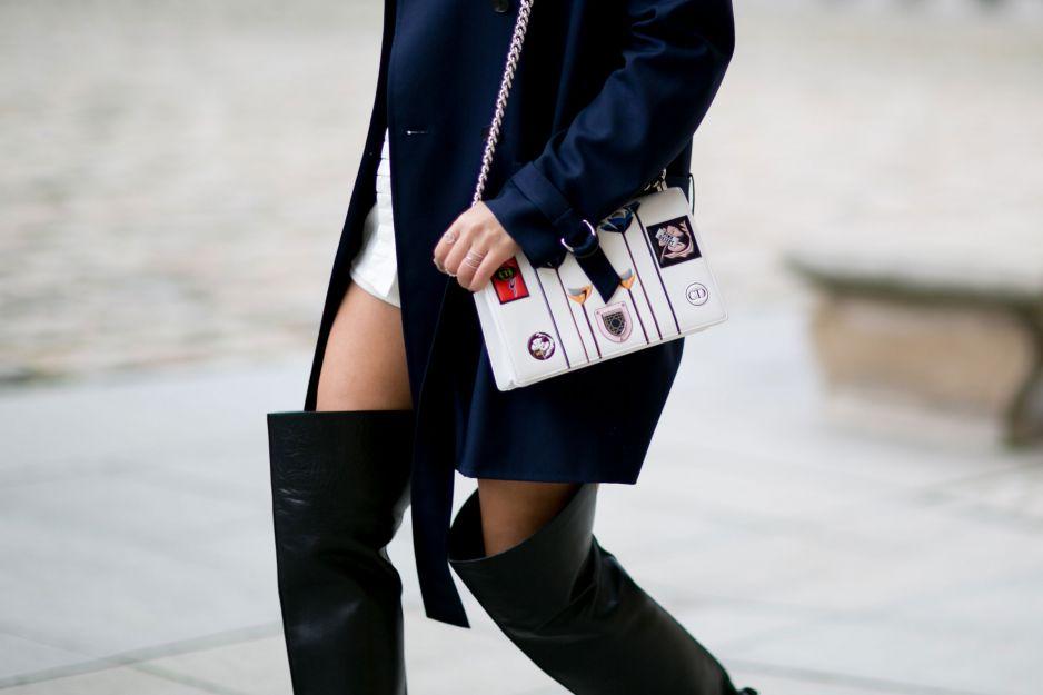 Street fashion: buty i akcesoria gości na FW jesień zima
