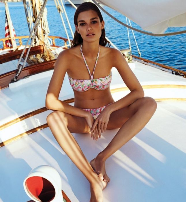 ecec4016910304 Kostiumy kąpielowe Etam 2016 - Elle.pl - trendy wiosna lato 2019 ...