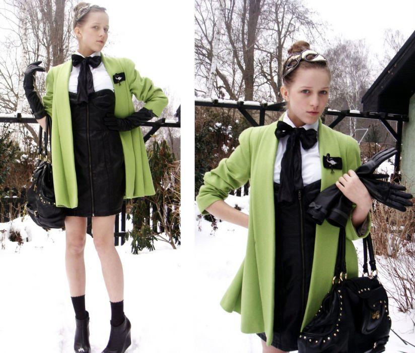 Blogerki modowe kiedyś i dziś: Jessica Mercedes Elle.pl