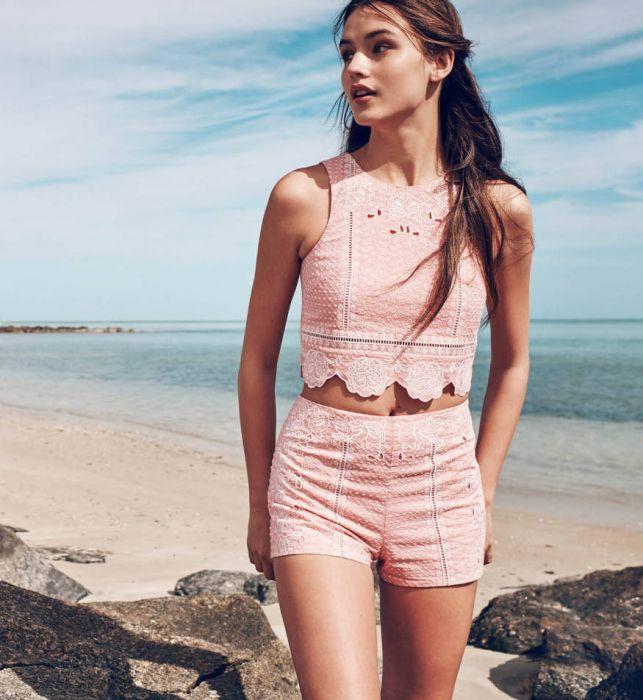 556ba32b18f8d9 Nowa kolekcja H&M lato 2016 - Elle.pl - trendy wiosna lato 2019 ...