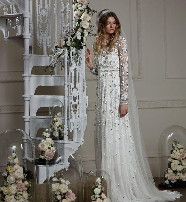 f8ac140e Suknie ślubne Needle & Thread jesień-zima 2016/2017 - Elle Wedding ...