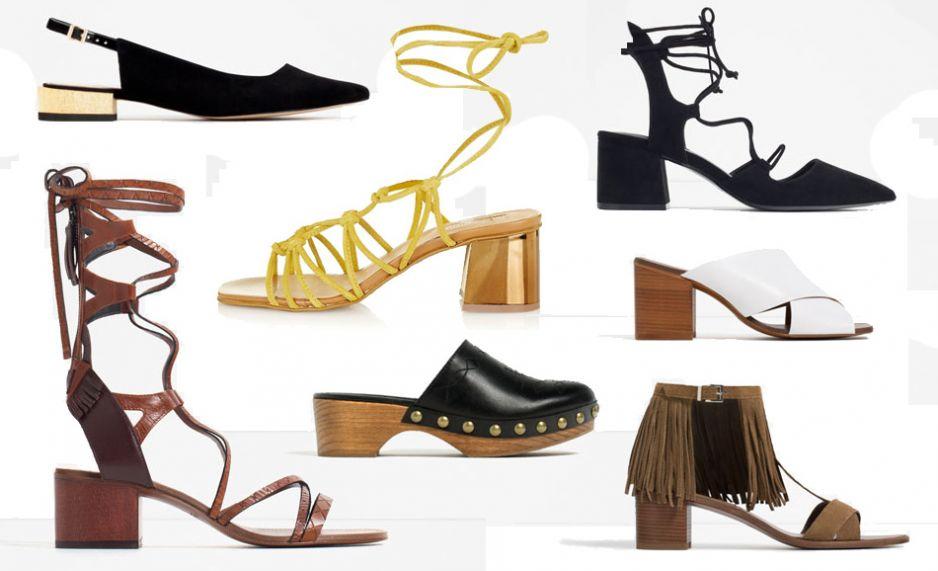 1b4d0ccde5 30 wygodnych butów na niskim i średnim obcasie - Elle.pl - trendy ...