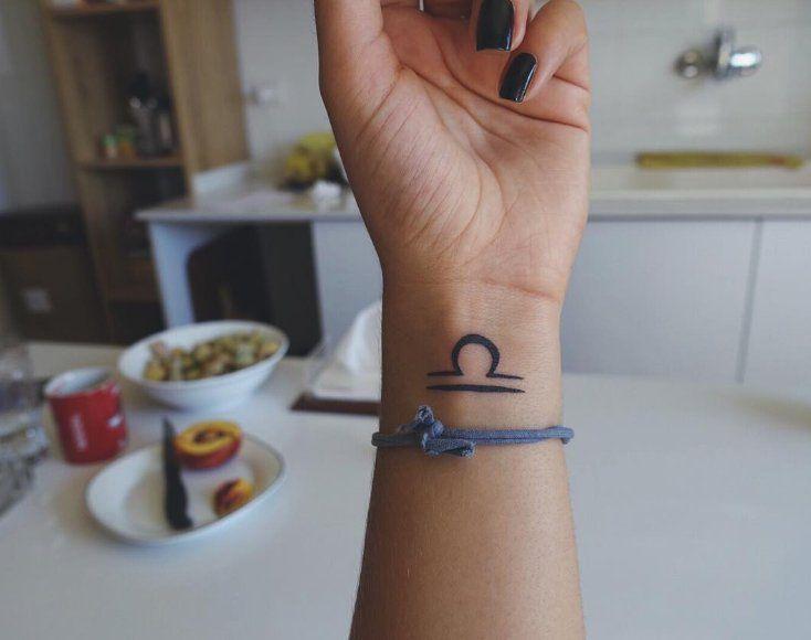 Tatuaże Znaki Zodiaku Ellepl Trendy Jesień Zima 2019
