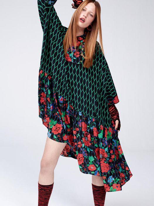 1bffa4e162 Kenzo x H M  lookbook - Elle.pl - trendy wiosna lato 2019  moda ...