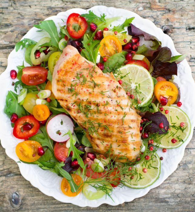 Dieta Bialkowa Kurczak W Wersji Fit Elle Pl Trendy Wiosna Lato