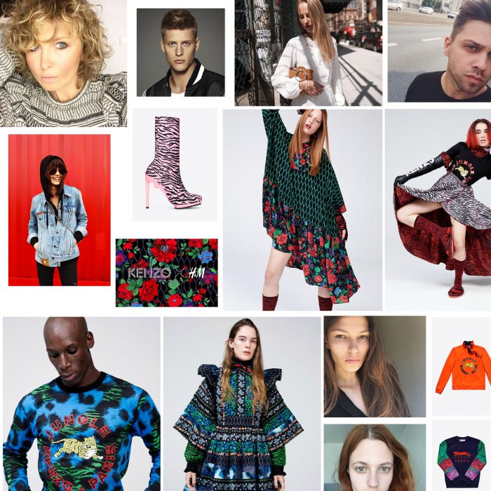 447f32edf2 Kenzo x H M - co kupimy  - Elle.pl - trendy wiosna lato 2019  moda ...