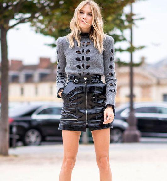 17df77943721 Modne spódnice  jesień-zima 2016 2017  - Elle.pl - trendy wiosna ...