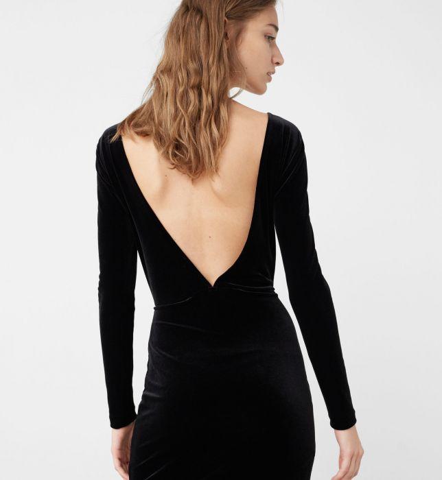 6373a3ecd6 Czarna sukienka na sylwestra - Elle.pl - trendy wiosna lato 2019 ...
