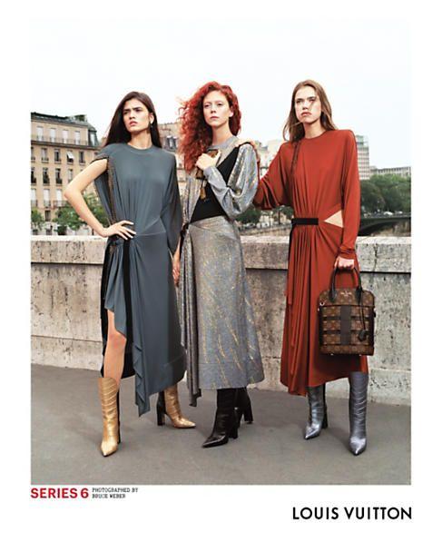 bd95da3024e06 Kampania Louis Vuitton wiosna-lato 2017 - Elle.pl - trendy wiosna ...