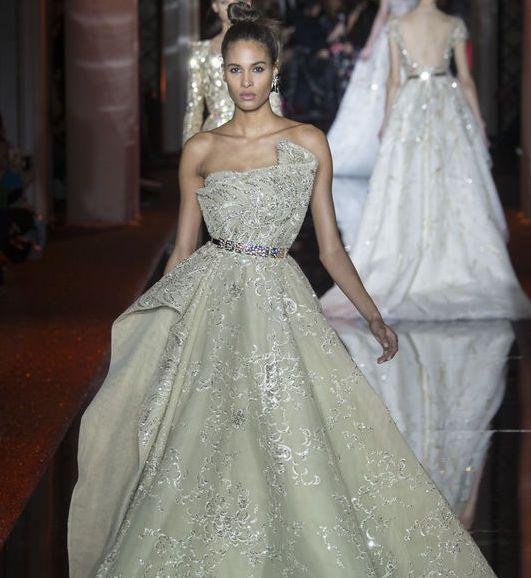 Suknie ślubne Z Pokazów Haute Couture Wiosna Lato 2017 Ellepl