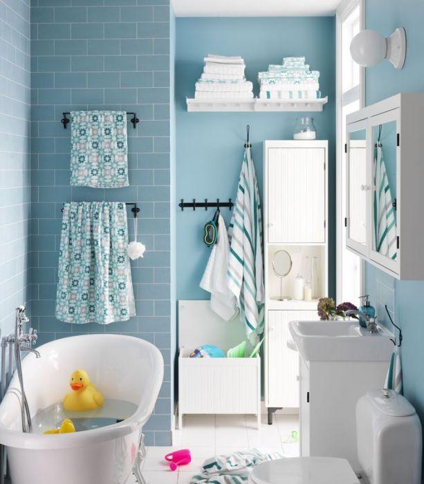 10 Sposobów Na Małą łazienkę Elle Decoration Trendy