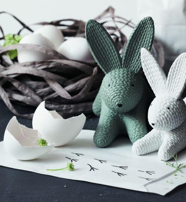 Wielkanoc W Naturalnych Dekoracjach Inspiracje Elle Decoration