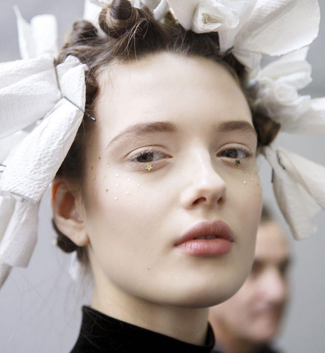 Makijaż ślubny Trendy 2017 Elle Wedding Trendy Jesień Zima