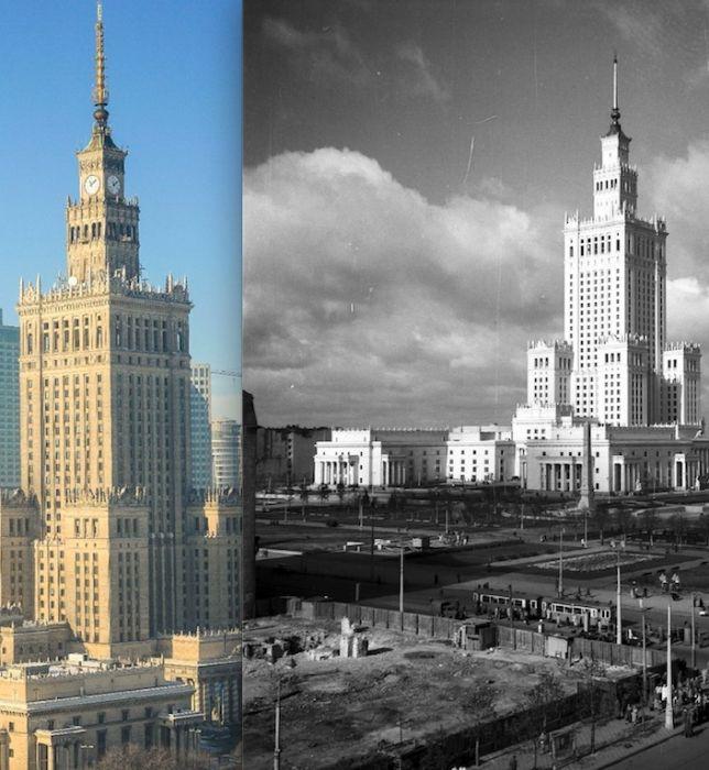 e08b8e803f Warszawa. Wczoraj i dziś. - Elle Decoration - trendy wiosna lato ...