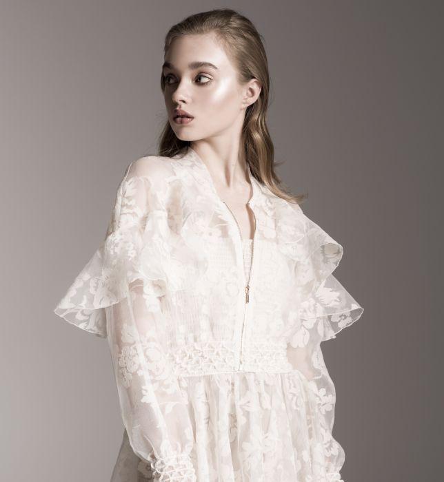 9021299c7b Suknie ślubne Lidia Kalita - pierwsza kolekcja - Elle Wedding ...