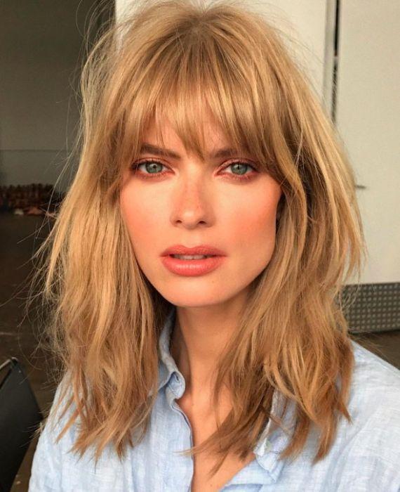 Cream Soda Blond Najmodniejszy Kolor Włosów Na Jesień 2017 Elle