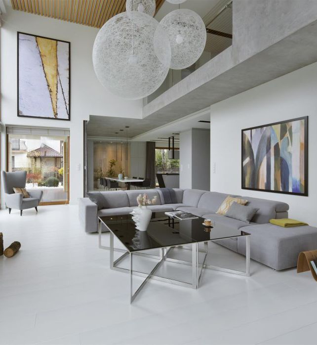 d1070a0d Dom zaprojektowany przez HOLA Design z nagrodą - Elle Decoration ...