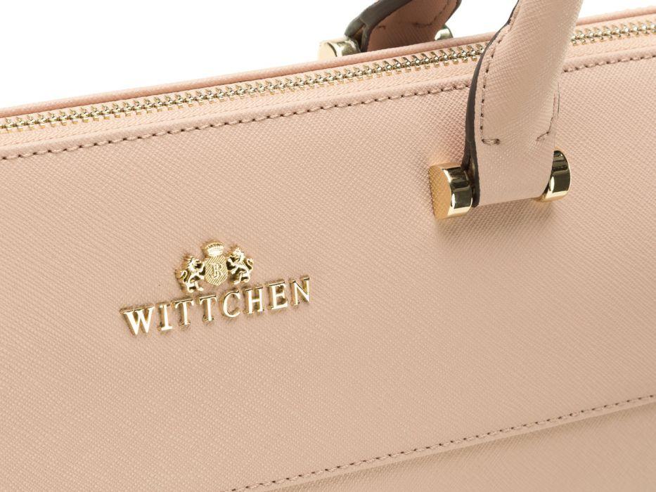 5a8242c5e528d Torebki Wittchen w Lidlu - premiera kolekcji 14 października, cena: 279 zł