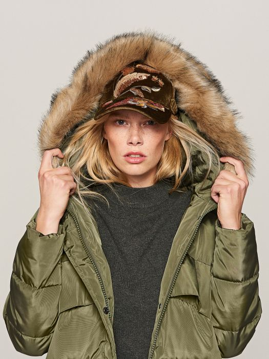 e7007944d3 Kurtka parka - Elle.pl - trendy wiosna lato 2019  moda
