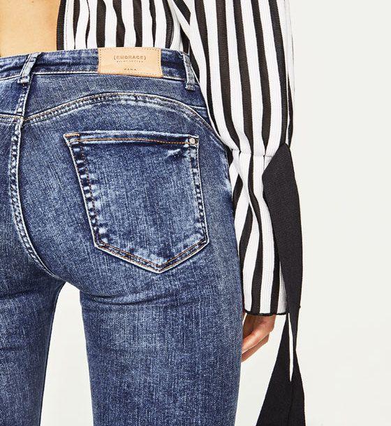 d5b3ed5aefc6bd Jeansy modelujące sylwetkę (jeansy push up) - Elle.pl - trendy ...