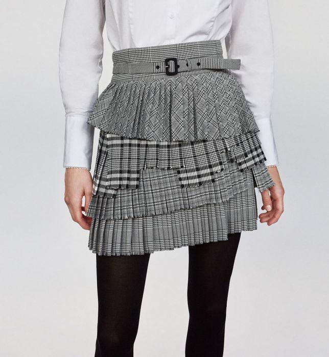 Modne spódnice na jesień 2017 Elle.pl trendy wiosna lato