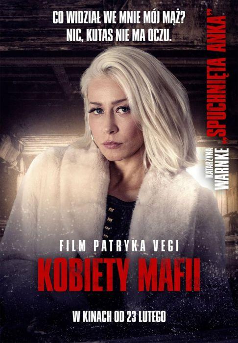Plakaty Do Filmu Kobiety Mafii Patryka Vegi Ellepl
