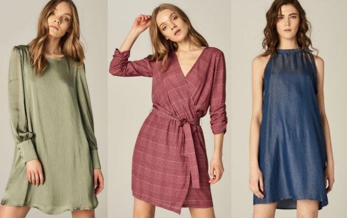 4a03b041c4 Modne sukienki z Mohito - Elle.pl - trendy wiosna lato 2019  moda ...
