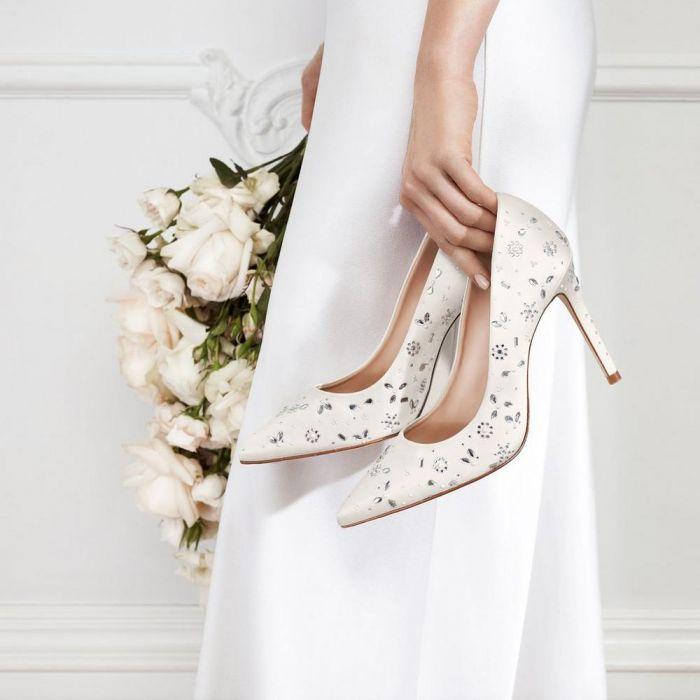 95fd4f9b Ślubna kolekcja L.K.Bennett x Jenny Packham - Elle Wedding - trendy ...