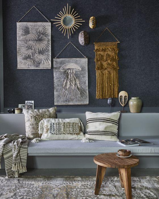 Stare Ryciny Na ścianach Elle Decoration Trendy Jesień