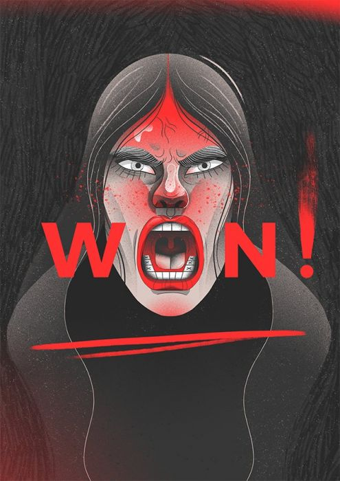 Strajk Kobiet Plakaty I Grafiki Na Czarny Piątek Ellepl
