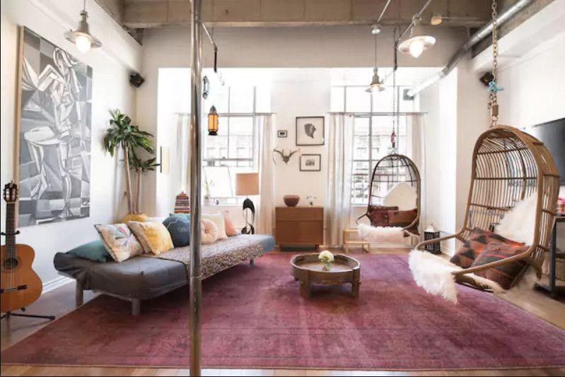 airbnb plus nowa kategoria miejsc do wynaj cia elle. Black Bedroom Furniture Sets. Home Design Ideas