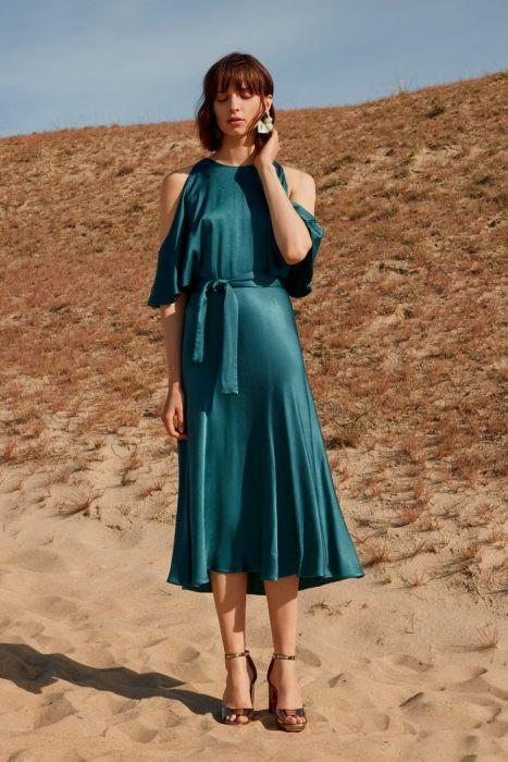 7a241e135b Eleganckie sukienki wiosna 2018 - Elle.pl - trendy wiosna lato 2019 ...