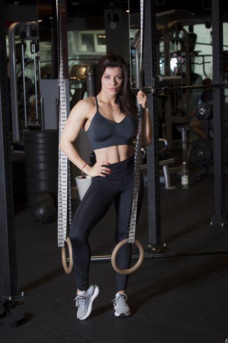 Im Pretty Kobiety Kobietom Trening Under Armour X Elle