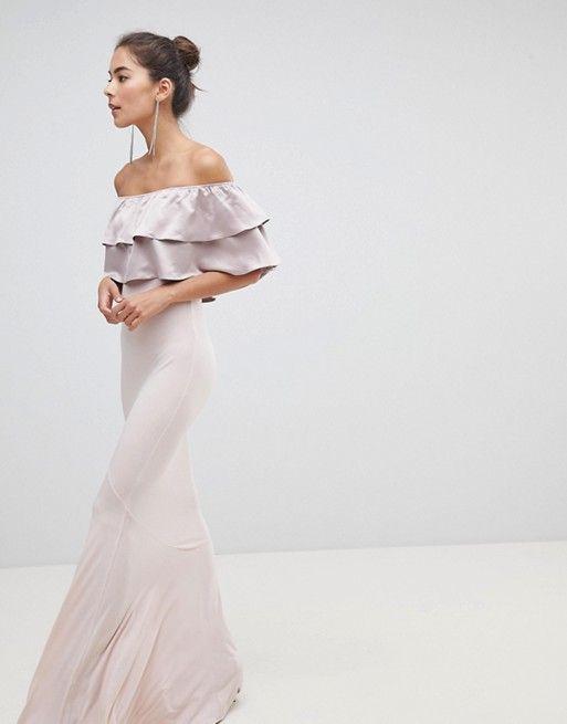 61bf3dcae2 Sukienki na wesele  trendy 2018  - Elle.pl - trendy wiosna lato 2019 ...
