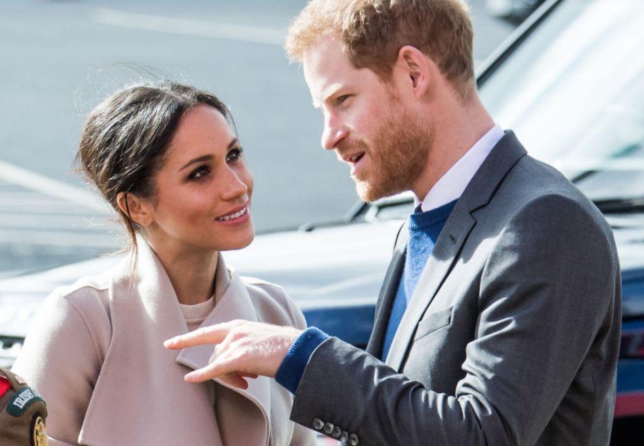 Meghan Markle I Książę Harry Kogo Nie Zaprosili Na Swój ślub