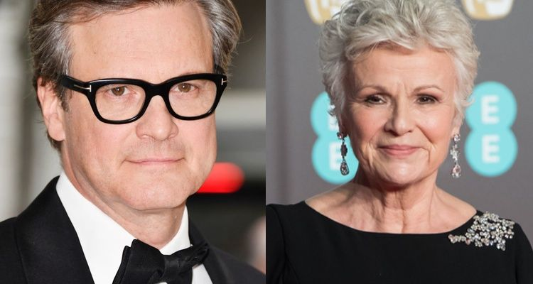 Julie Walters i Colin Firth