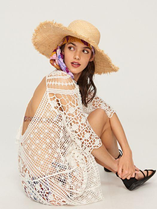 e5e9a170ef Boho sukienki - Elle.pl - trendy wiosna lato 2019  moda