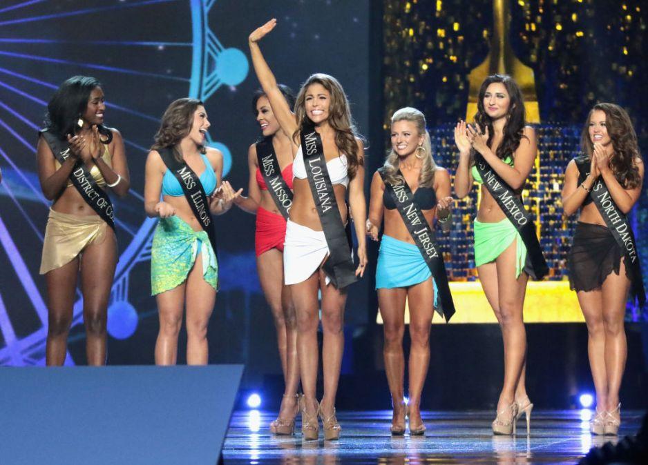 Nigdy Więcej Bikini W Miss America Ellepl Trendy