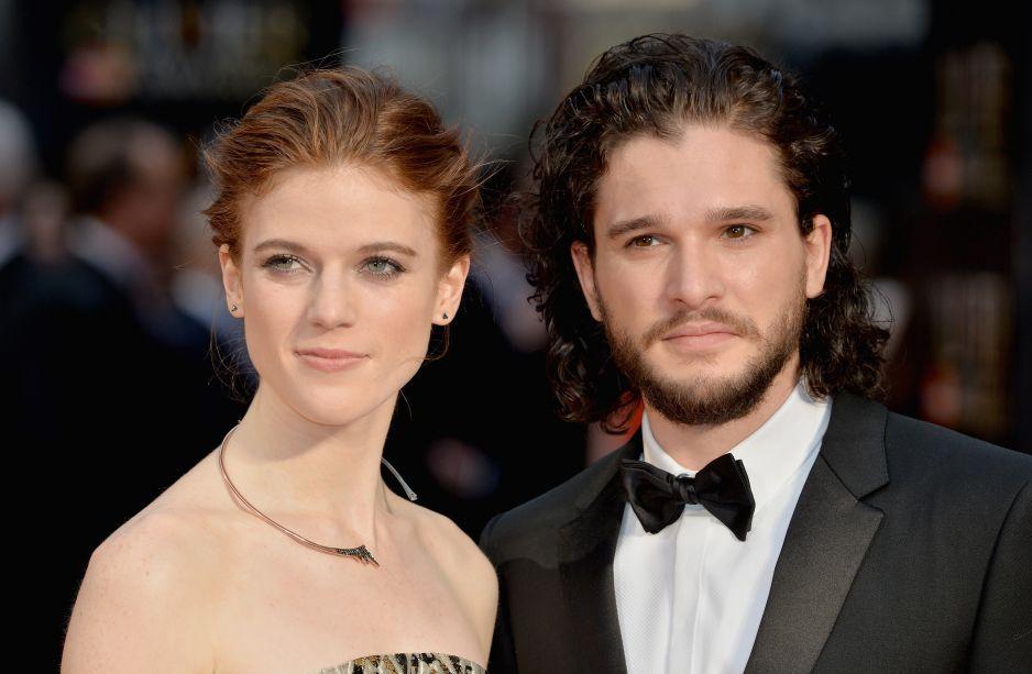 Serialowi Jon Snow I Ygritte Biorą ślub Którzy Aktorzy Gry O Tron