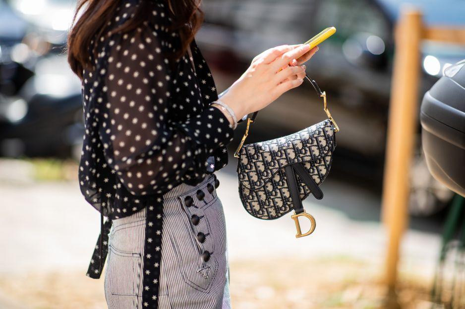739532d5ef1ec Saddle Bag Dior - najmodniejsza torebka 2018 roku - Elle.pl - trendy ...