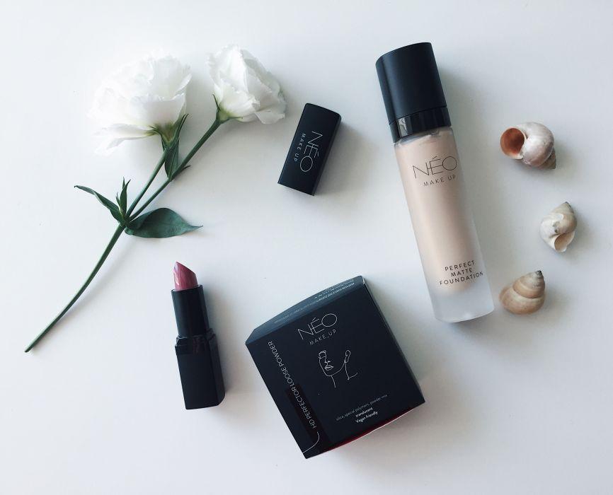 Neo Make Up Nowa Polska Marka Kosmetyków Która łączy Makijaż Z