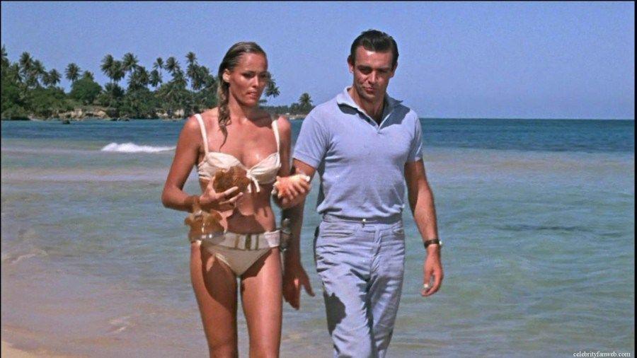 To kadr z Jamesa Bonda. O którą część chodzi?